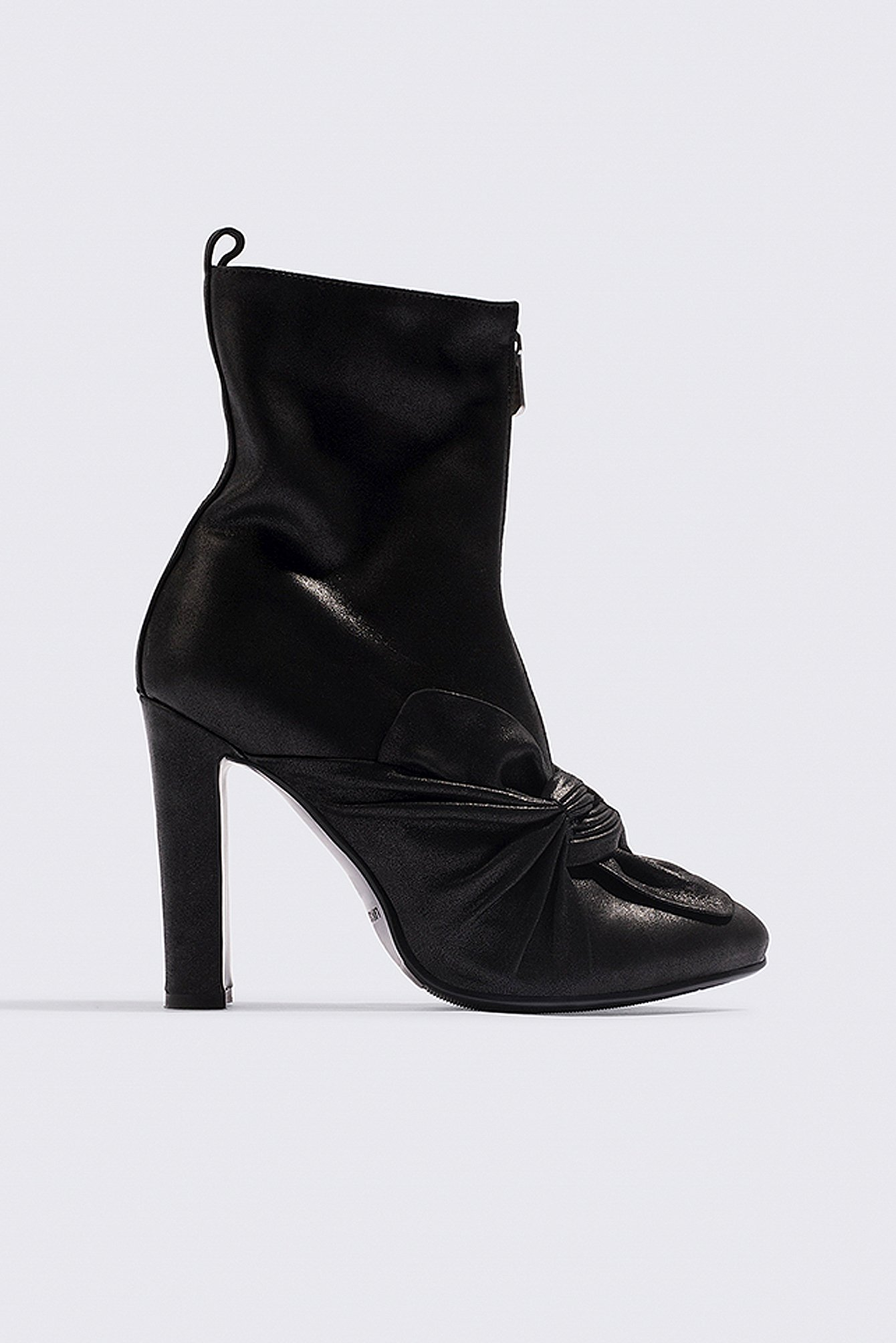 Leather Ankle Boots NA-KD.COM