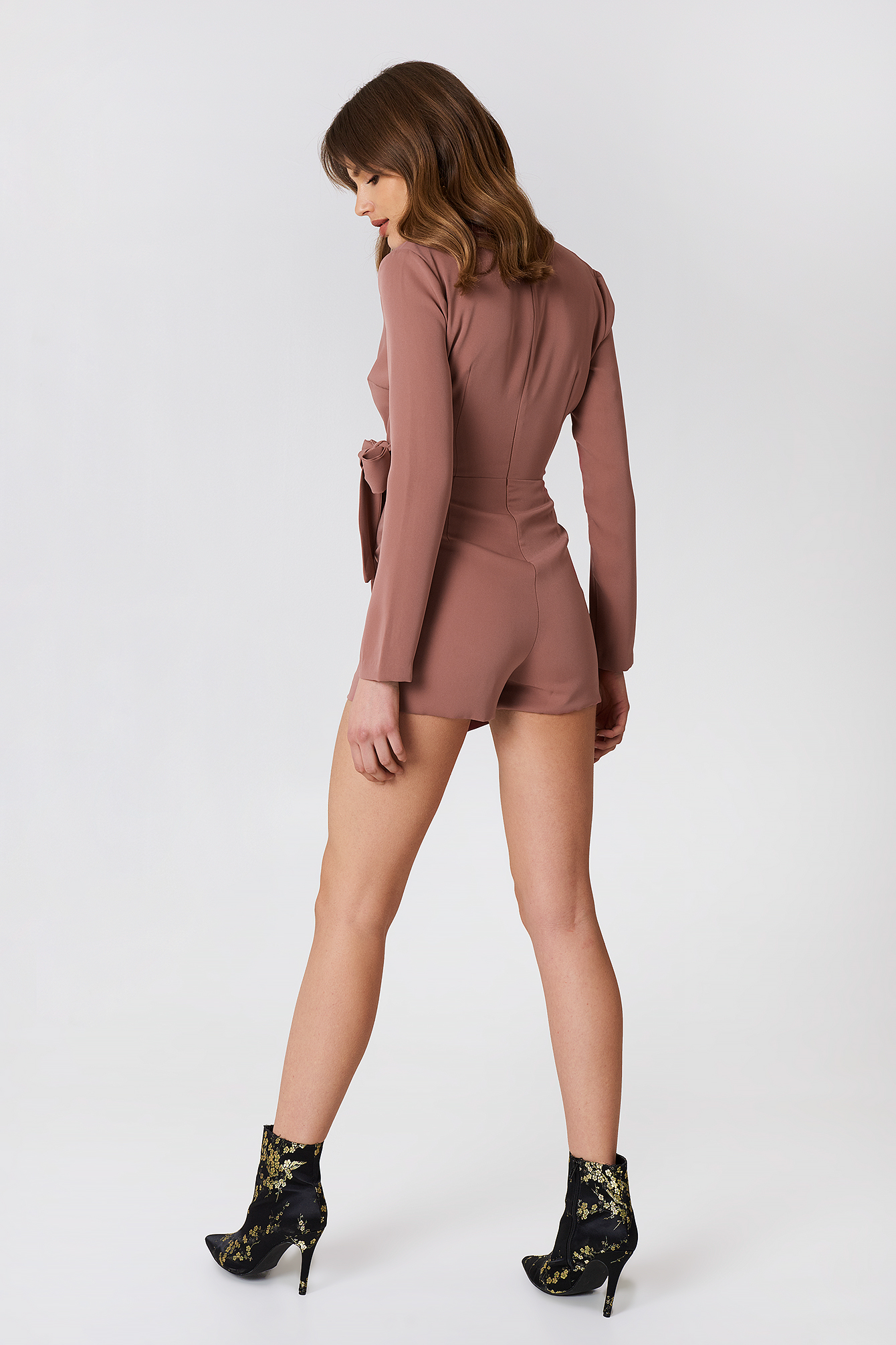 Wrap Around Playsuit NA-KD.COM