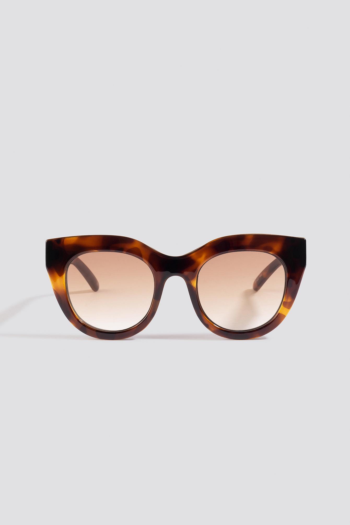 LE SPECS | Le Specs Air Heart Toffee - Brown | Goxip