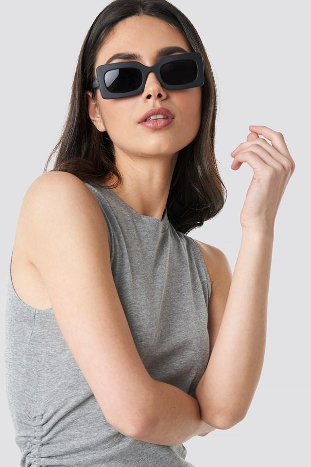 Okulary przeciwsłoneczne DAMN! Matte Black