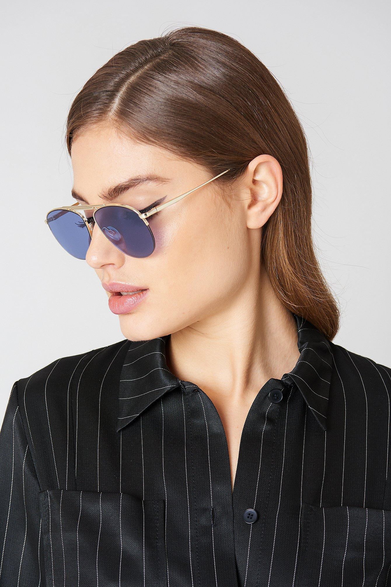 Okulary przeciwsłoneczne Liberation NA-KD.COM