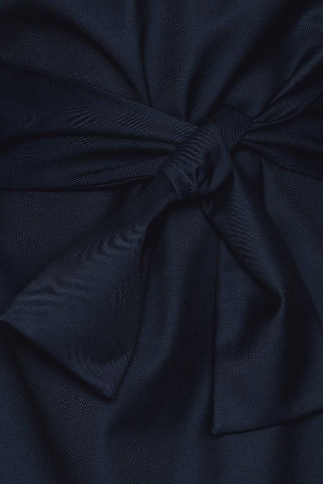 Alix Dress Navy