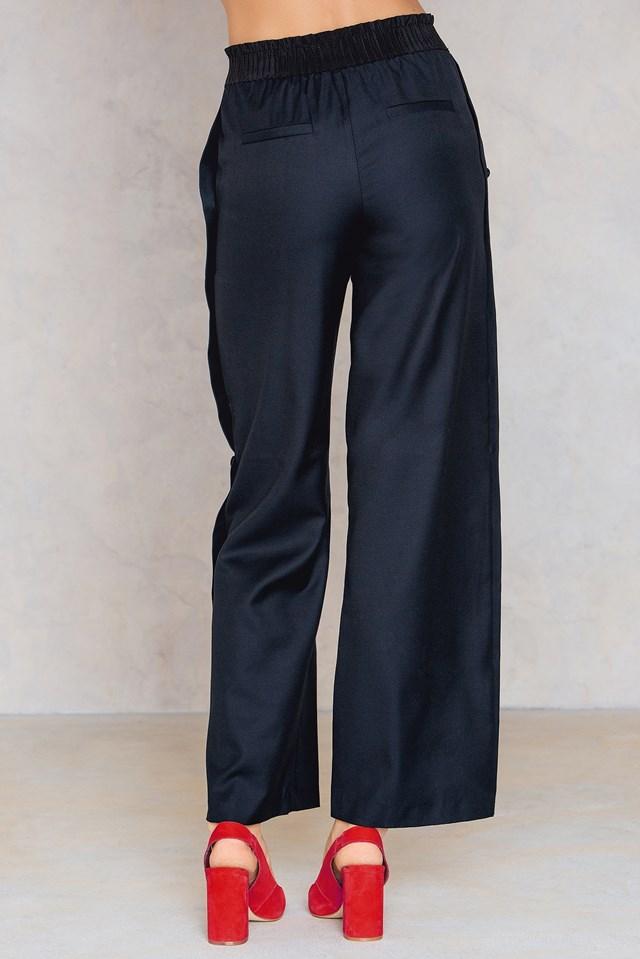 Frederique Pants Navy