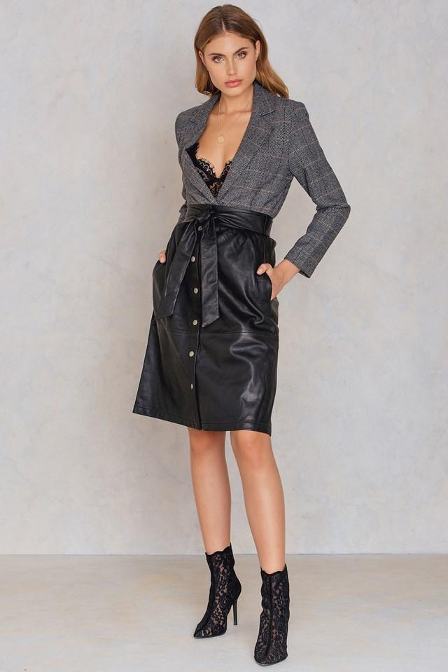 Ula Skirt Black