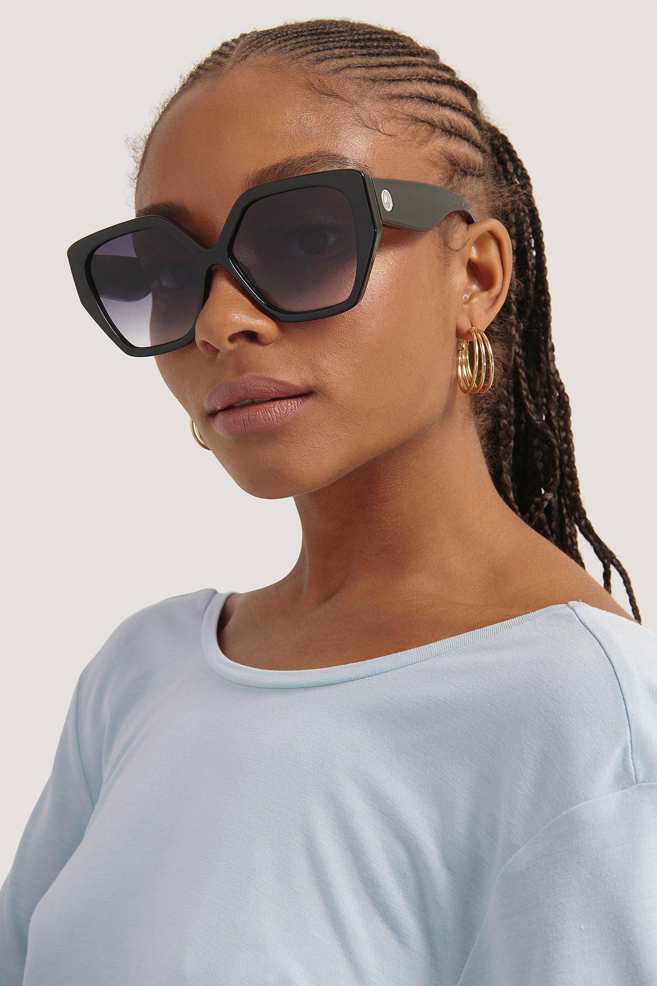 le specs -  Sonnenbrille - Black