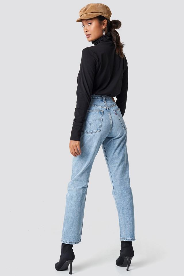 501 Crop Jeans Lovefool