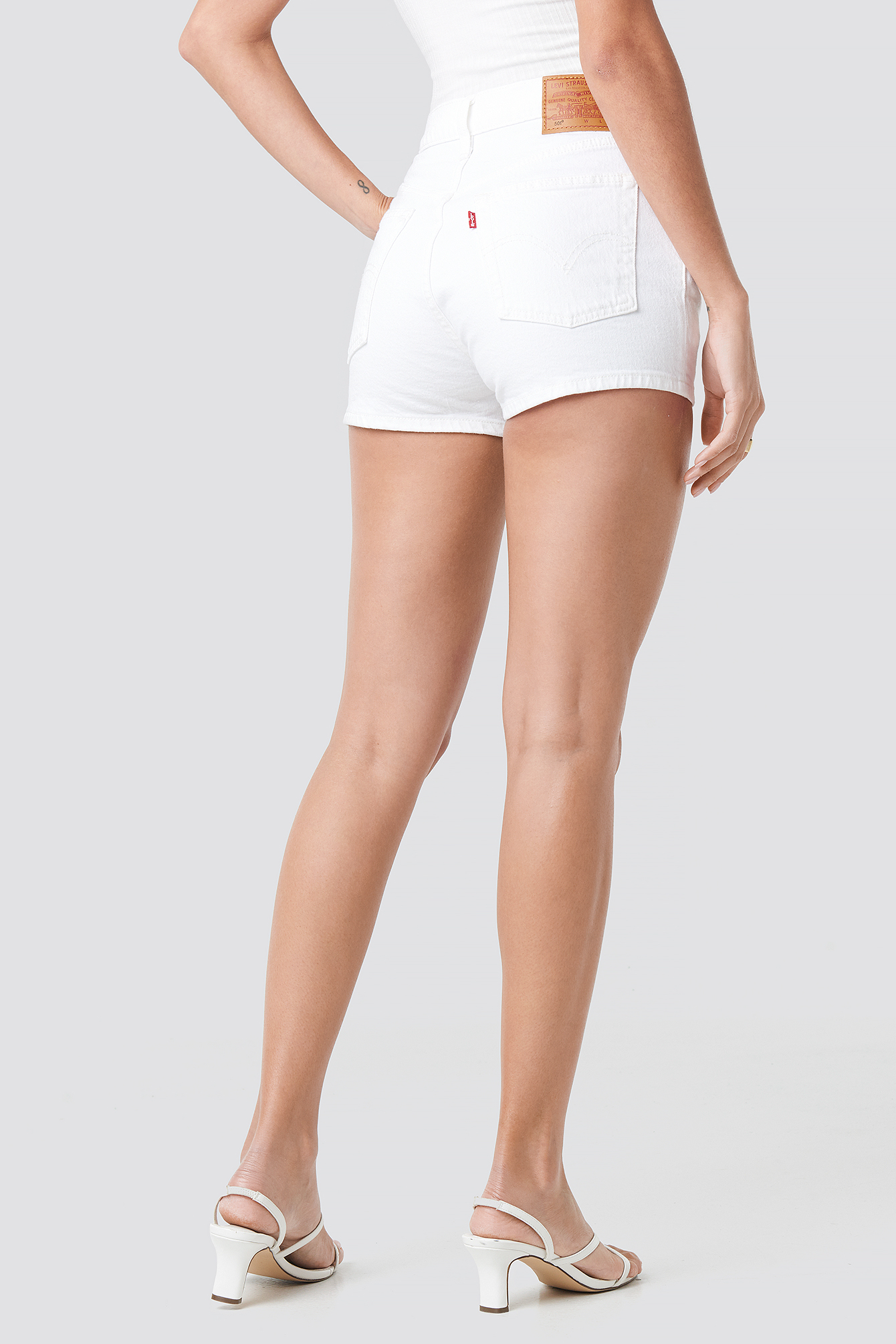 501 High Rise Shorts NA-KD.COM