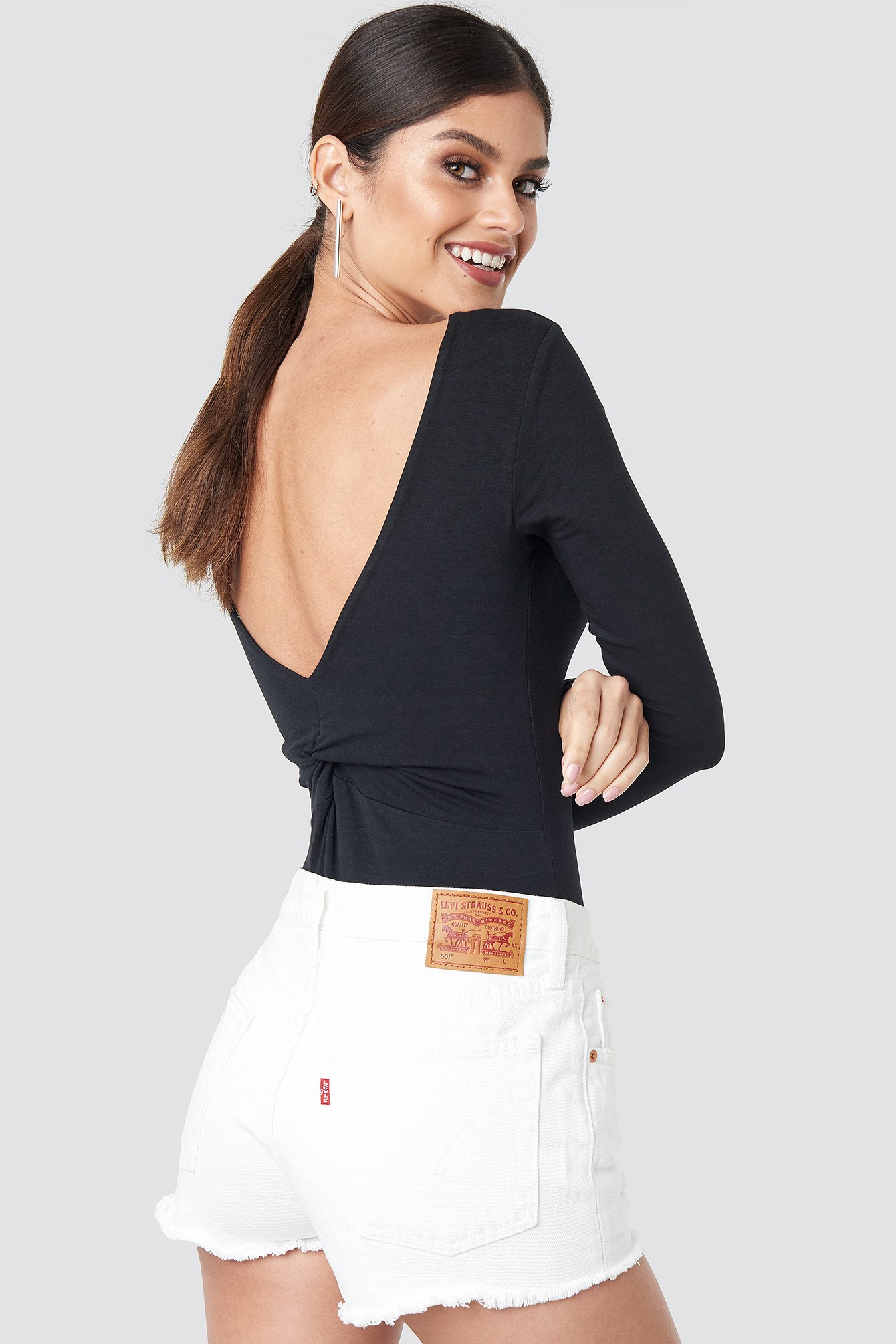 501 Shorts NA-KD.COM