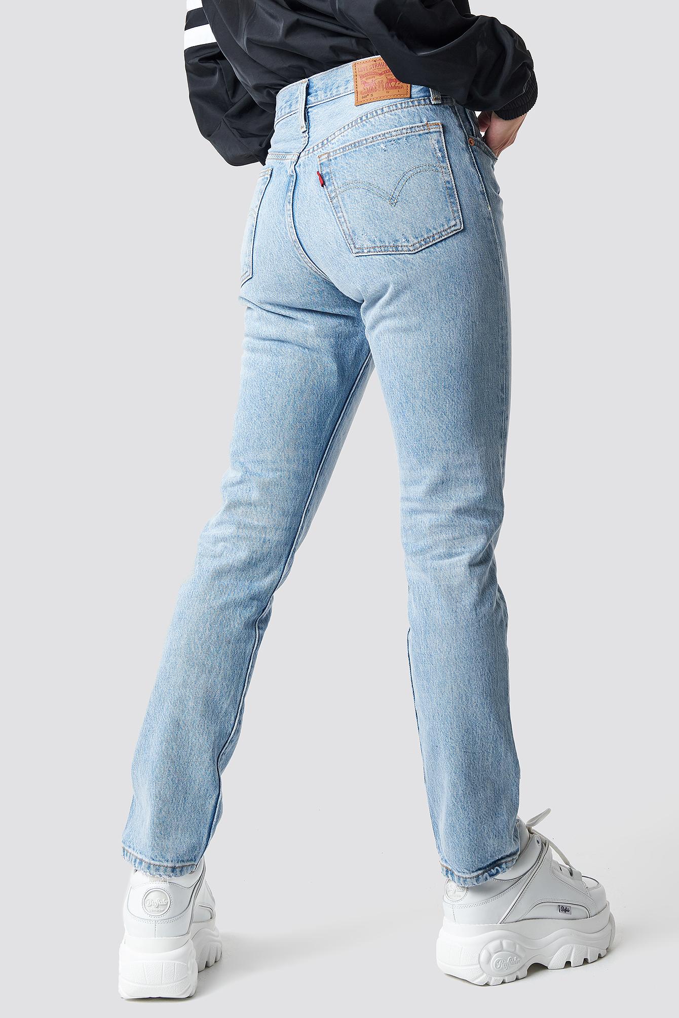 Jeansy Skinny 501 NA-KD.COM