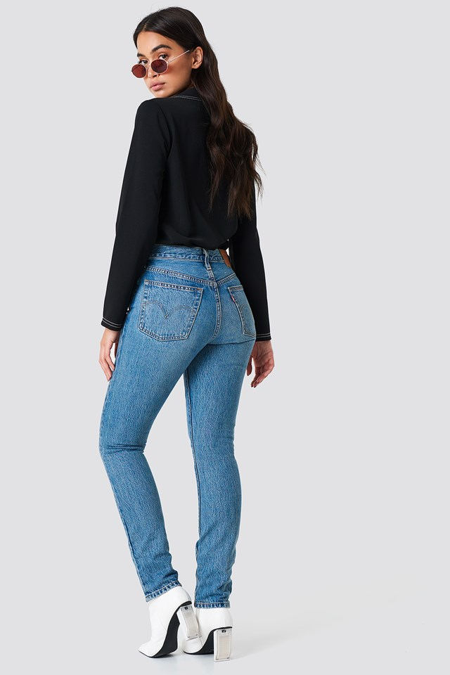 501 Skinny Jeans Day Dreams