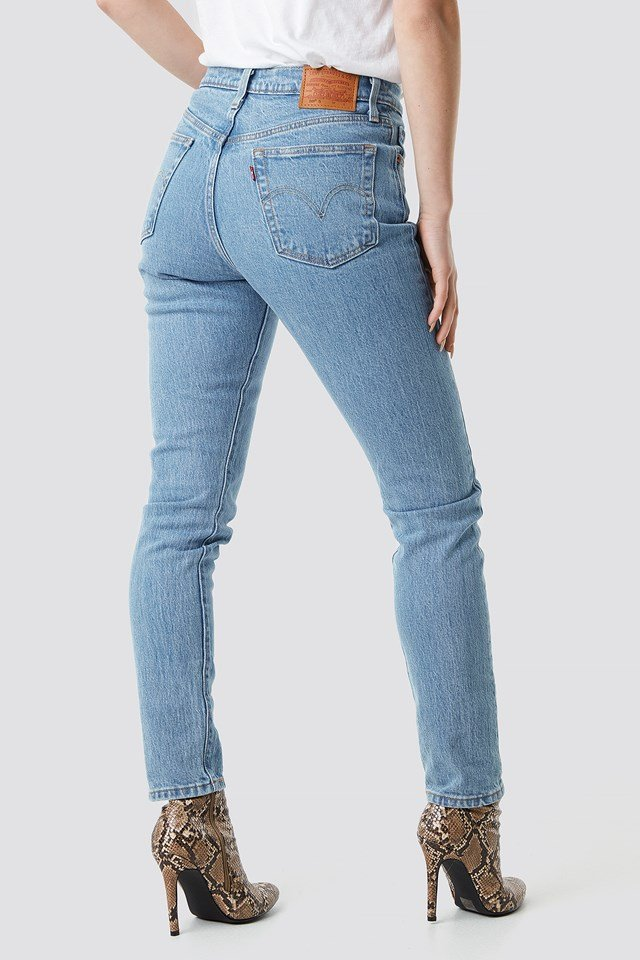 Jeansy Skinny 501 Small Blessings