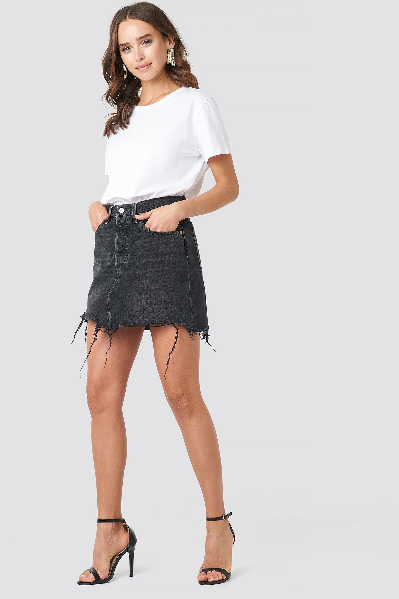 Deconstructed Skirt NA-KD.COM