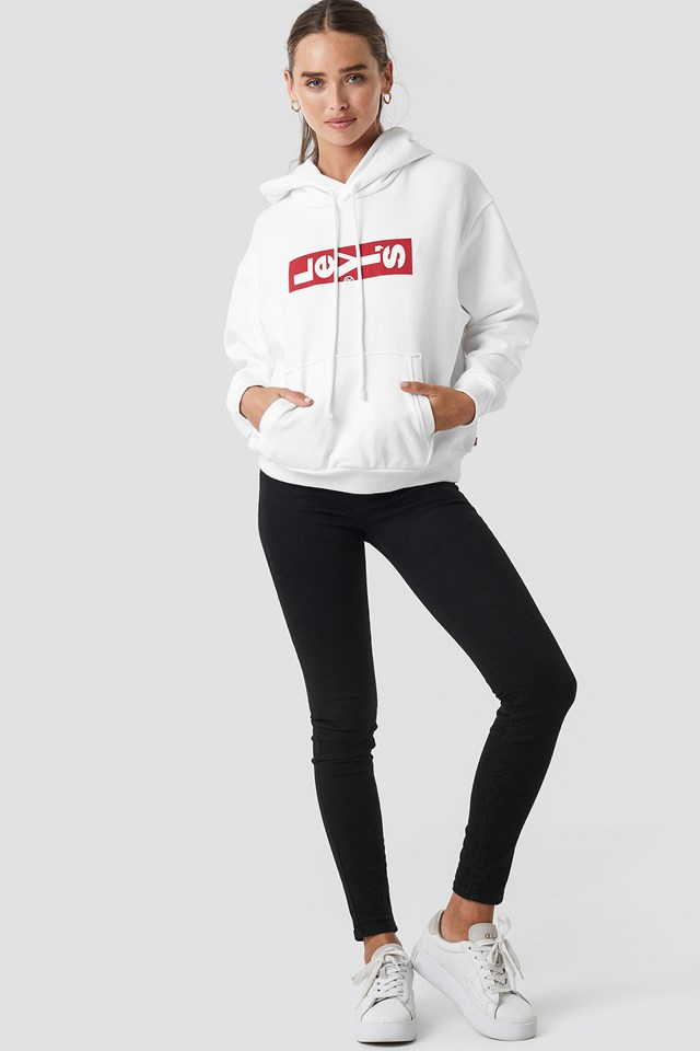 Graphic Unbasic Hoodie Neutral