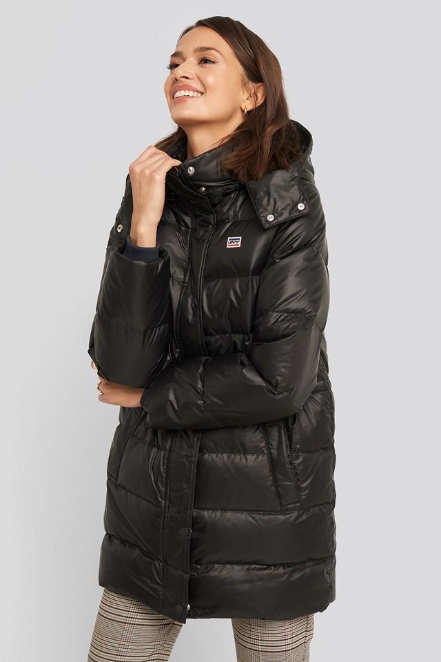 Kelli Down Puffer Jacket Levi's