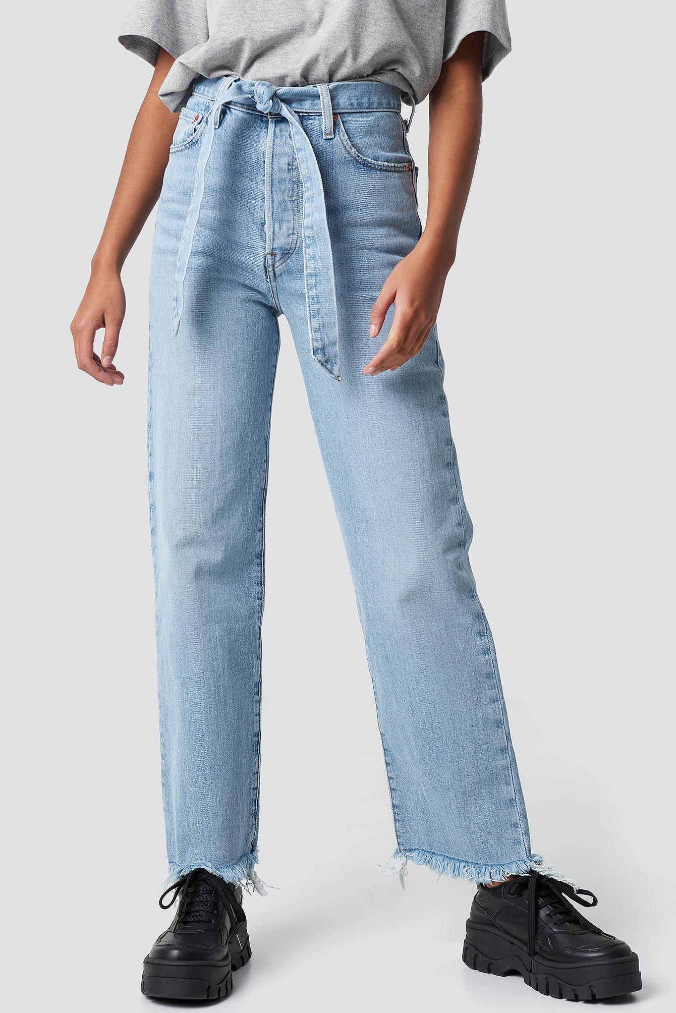 Ribcage Jeans NA-KD.COM