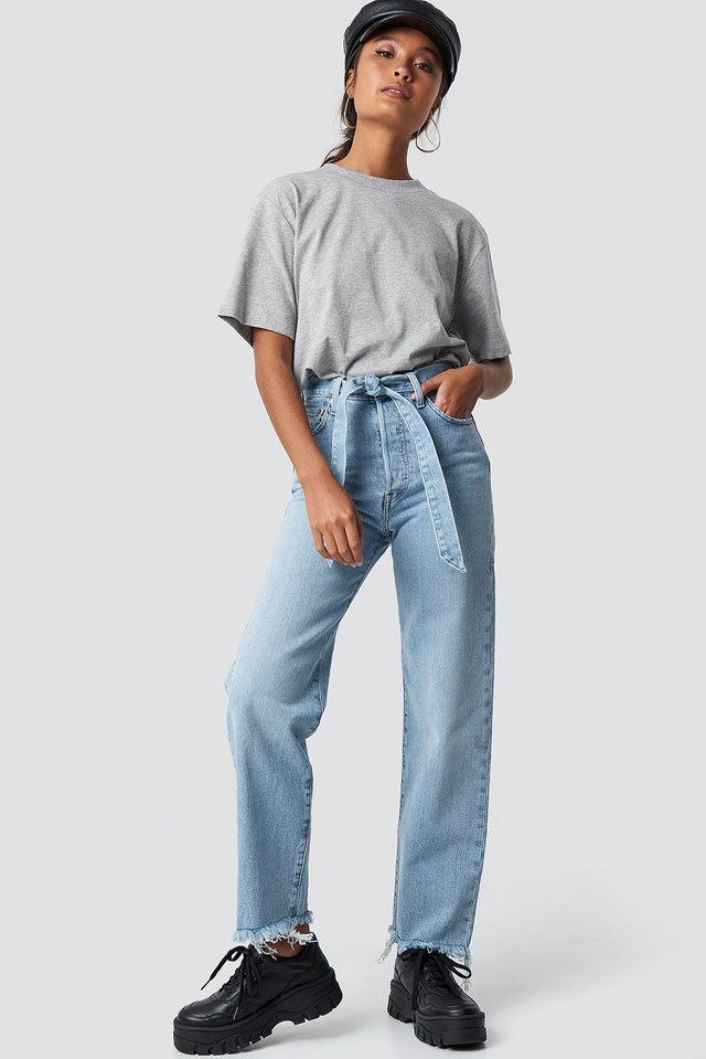 Ribcage Jeans Get It Done