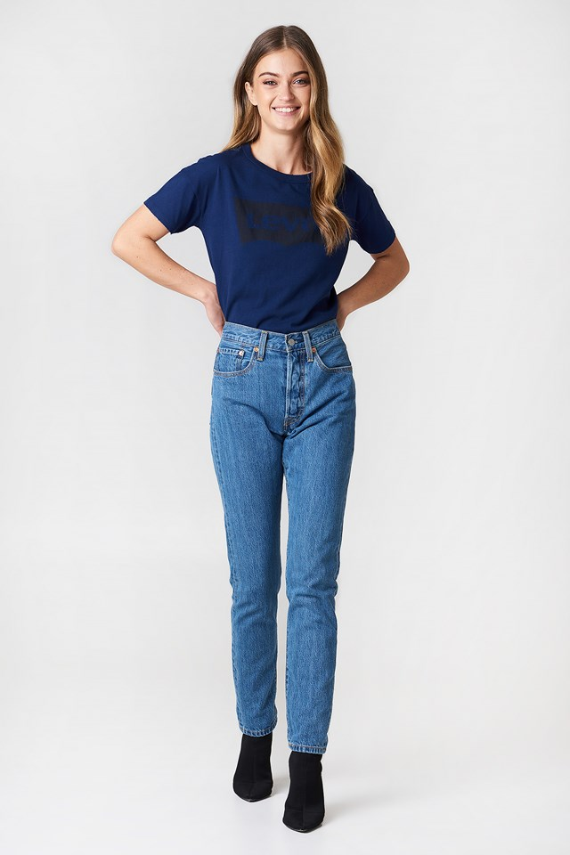 The Perfect Tee Medieval Blue