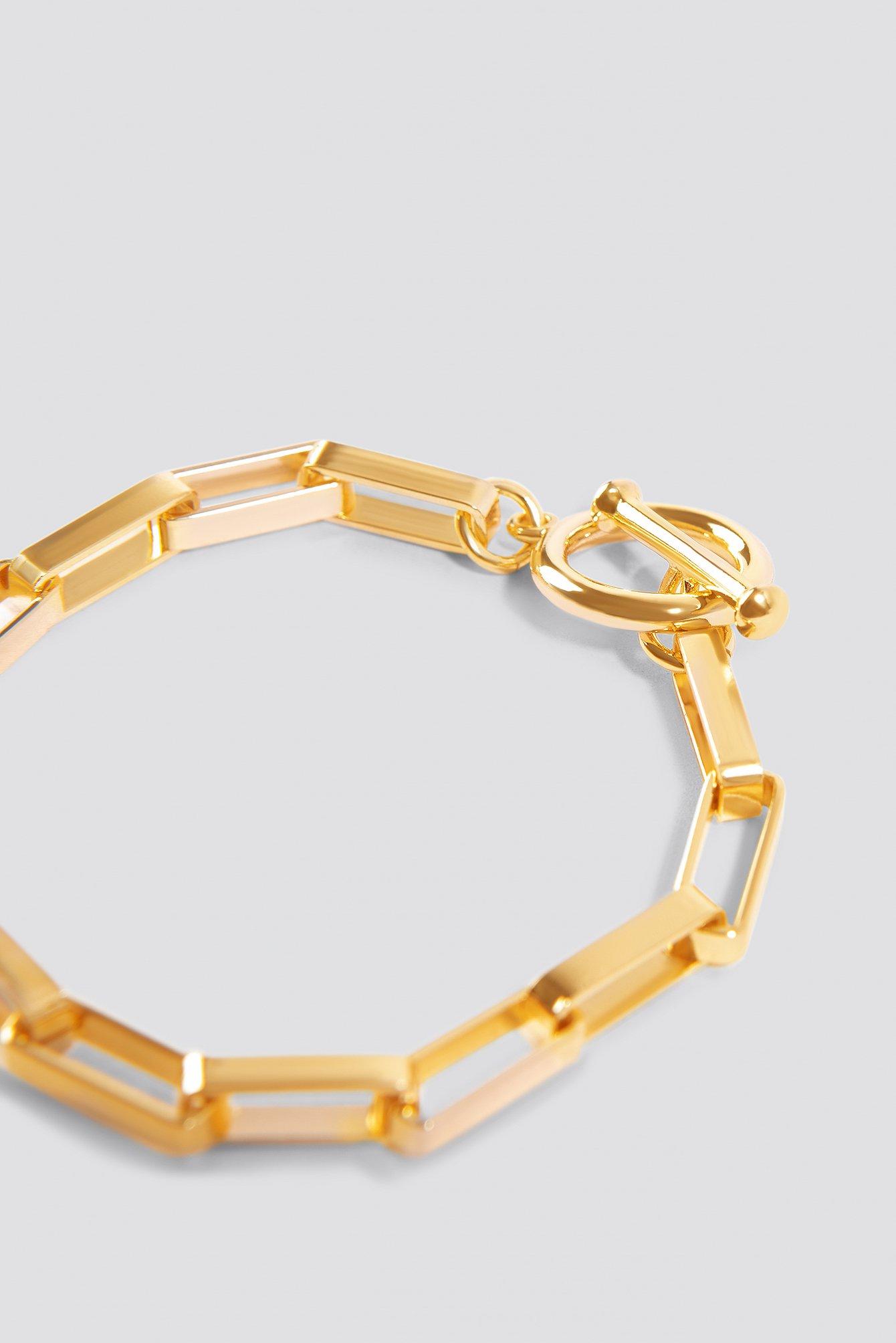 Link Chain Bracelet NA-KD.COM