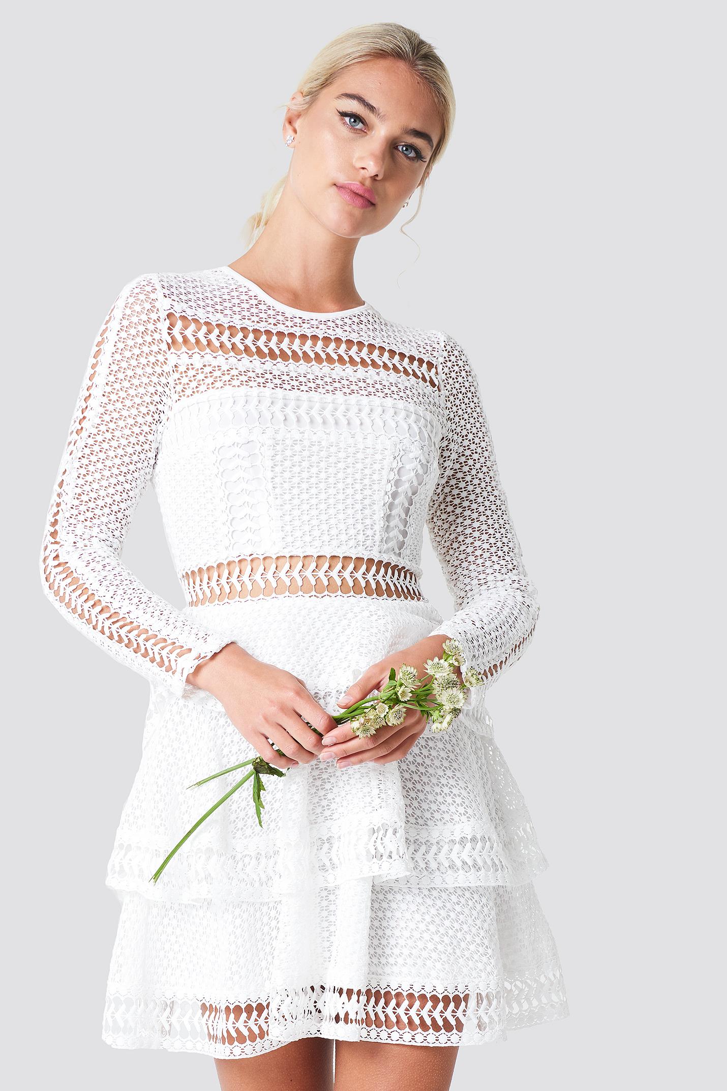 Crochet Dot Dress