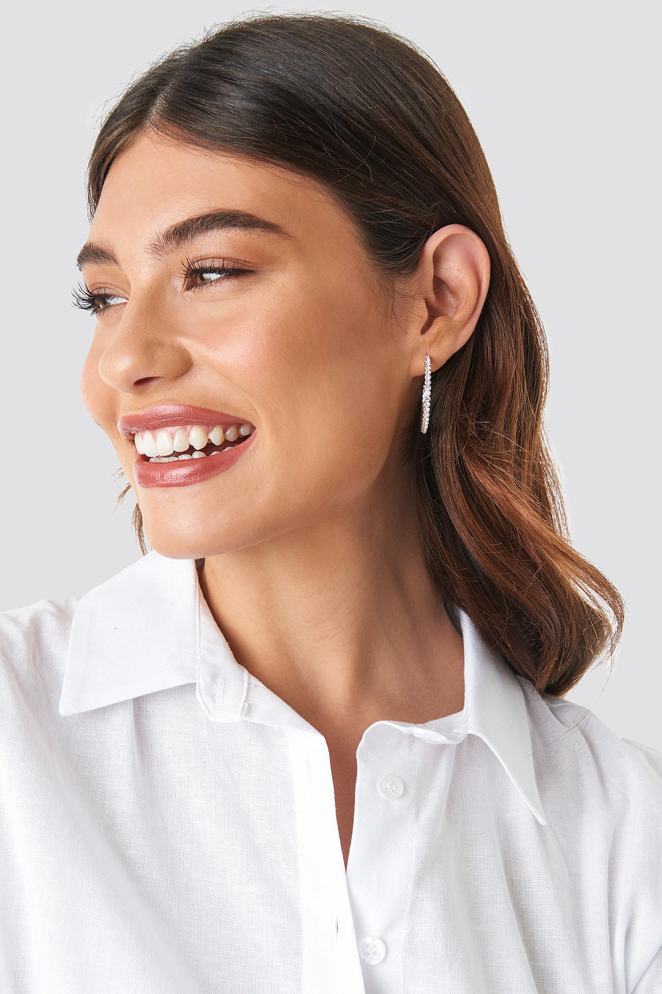 Hoop Earrings NA-KD.COM