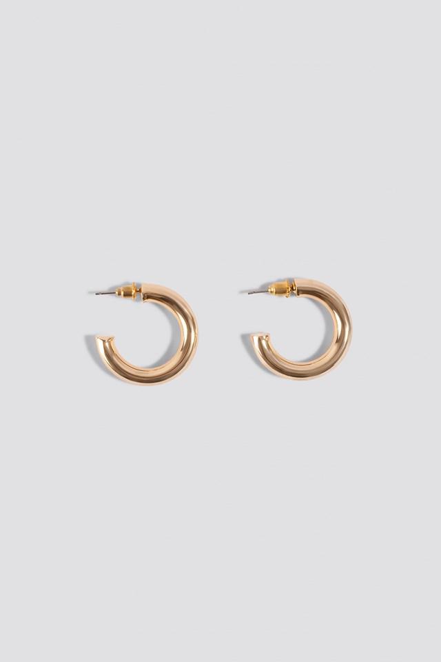 Small Hoop Earrings NA-KD.COM