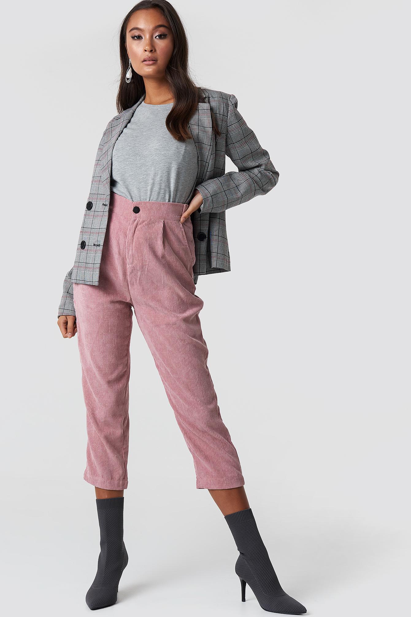 Cortez Cord Pants NA-KD.COM
