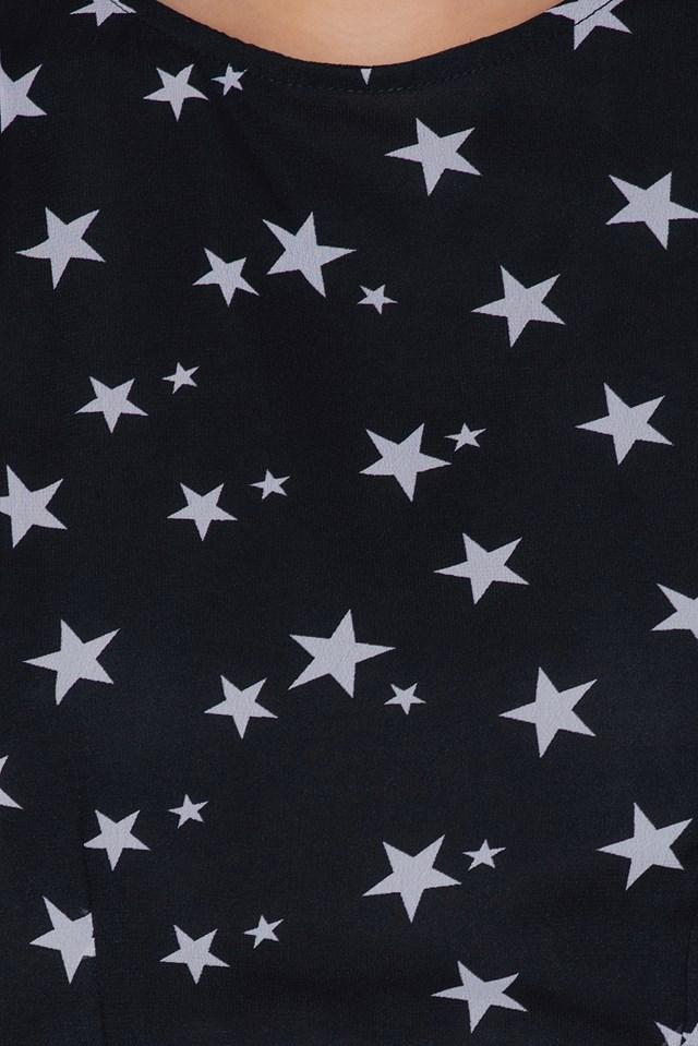 Garden Party Dress Star Print