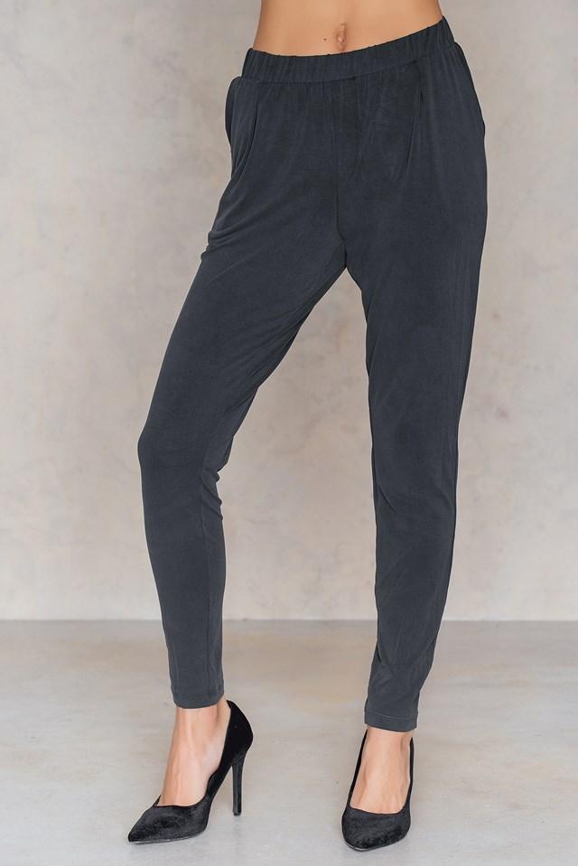 Love 65 Pants Dark Grey