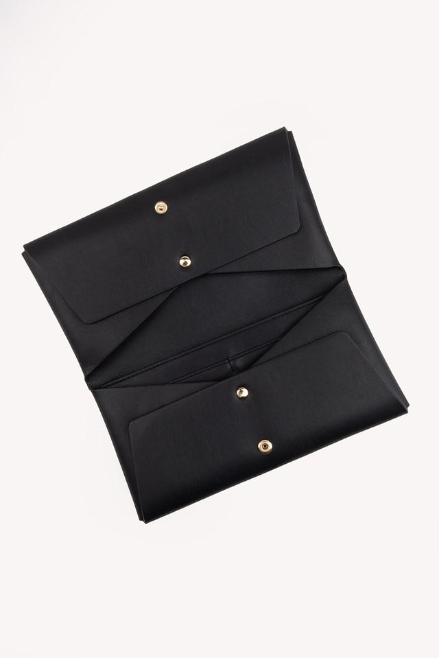 Logo Wallet Black