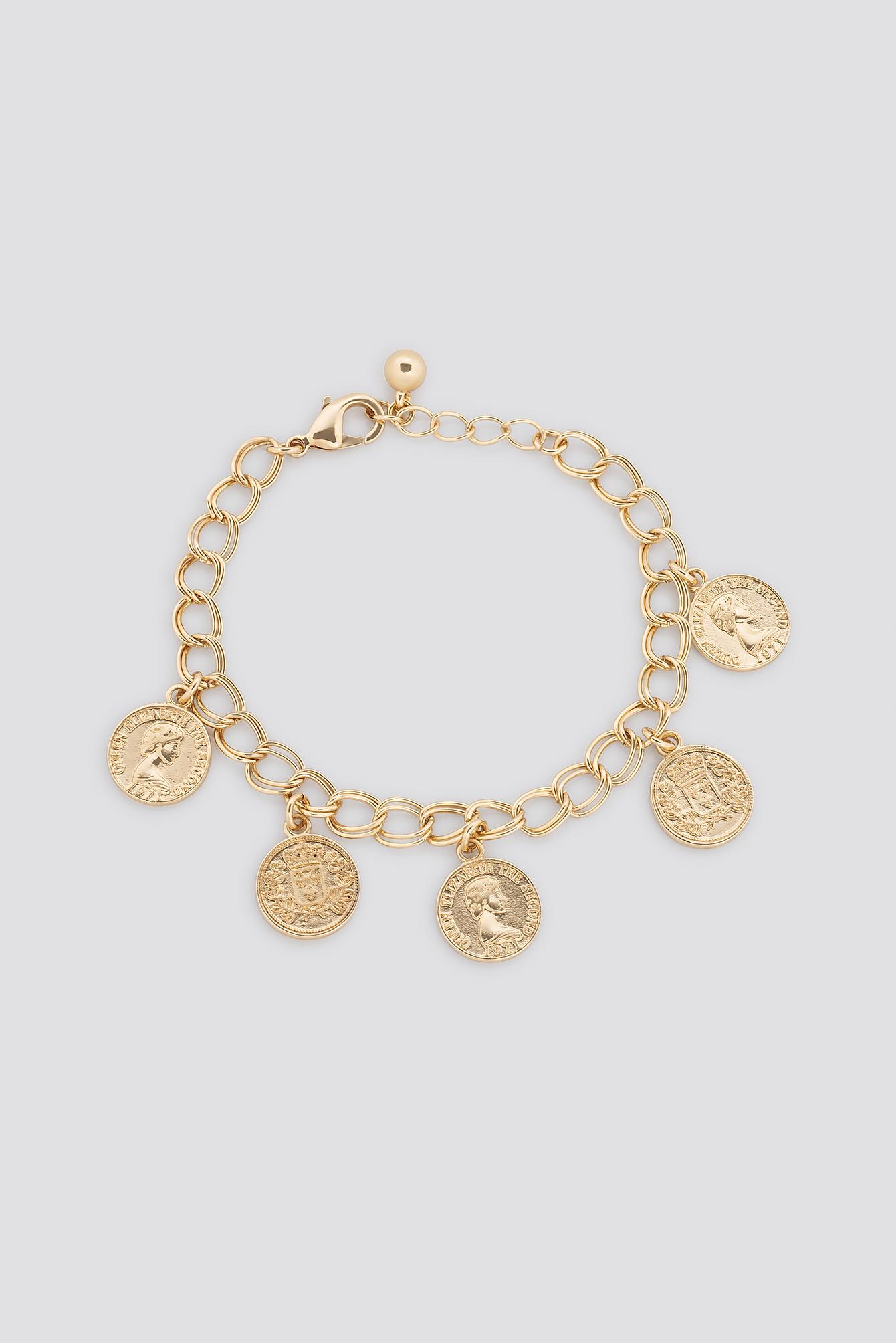Coin Bracelet NA-KD.COM