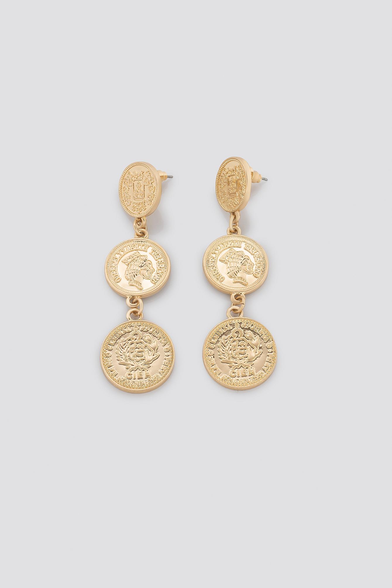Coin Earring NA-KD.COM