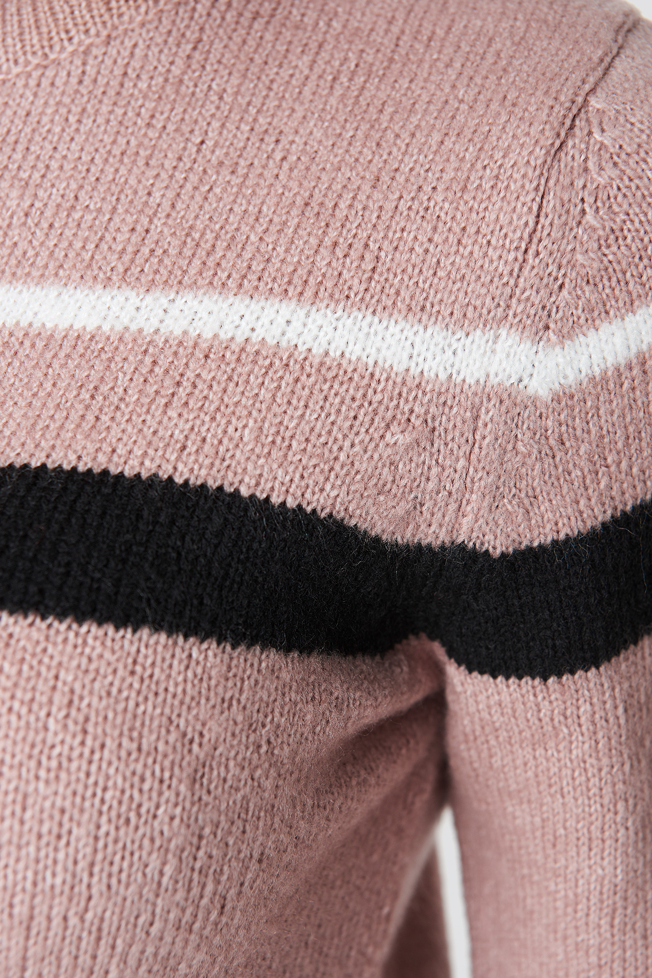 Striped Sweater NA-KD.COM