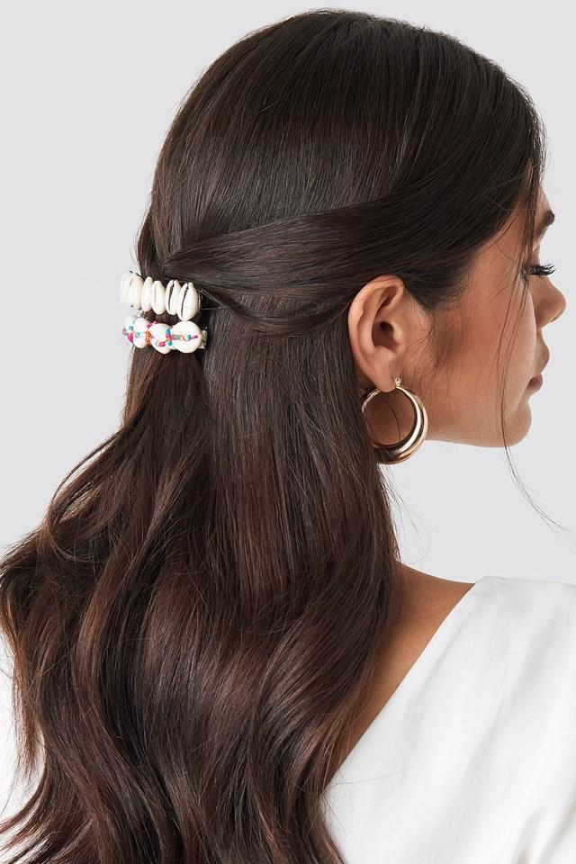 Manila 2-Pack Hairclip NA-KD.COM