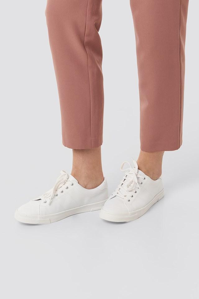 Ada Sport Shoe White