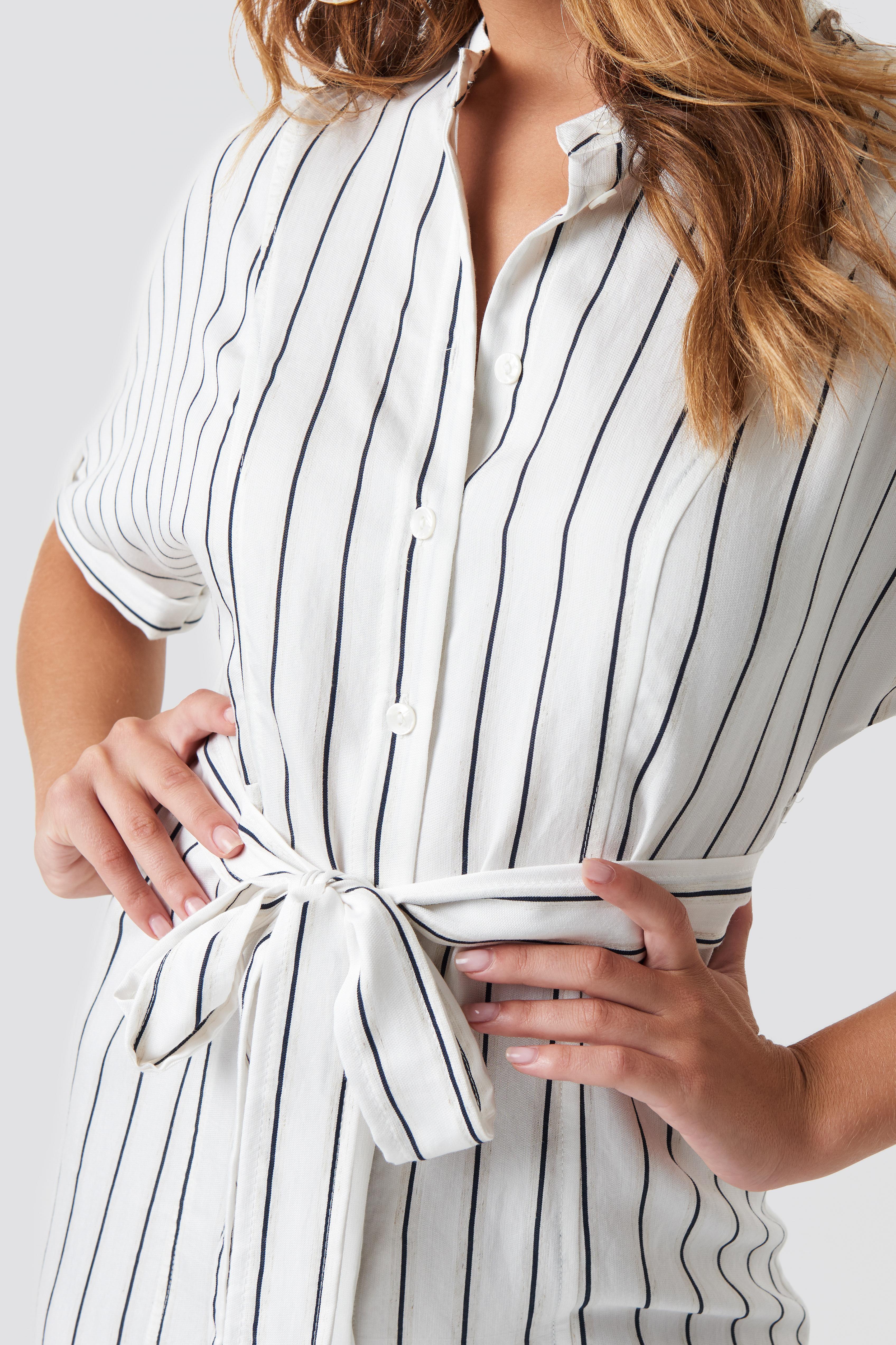 Agnes Midi Dress NA-KD.COM