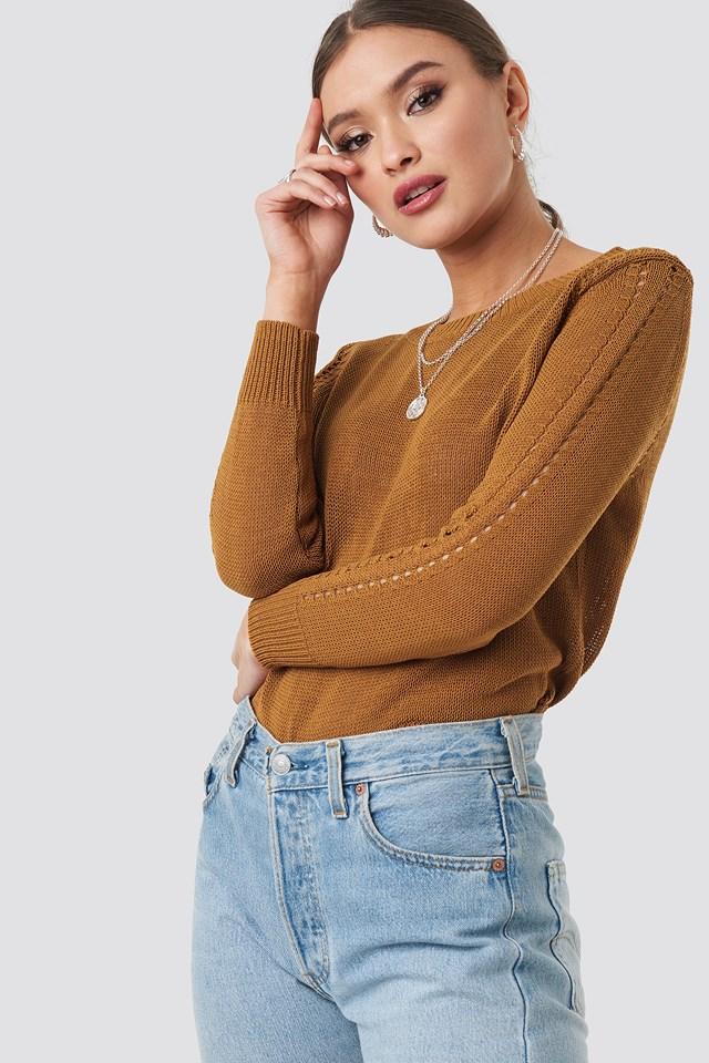 Agus Sweater MANGO