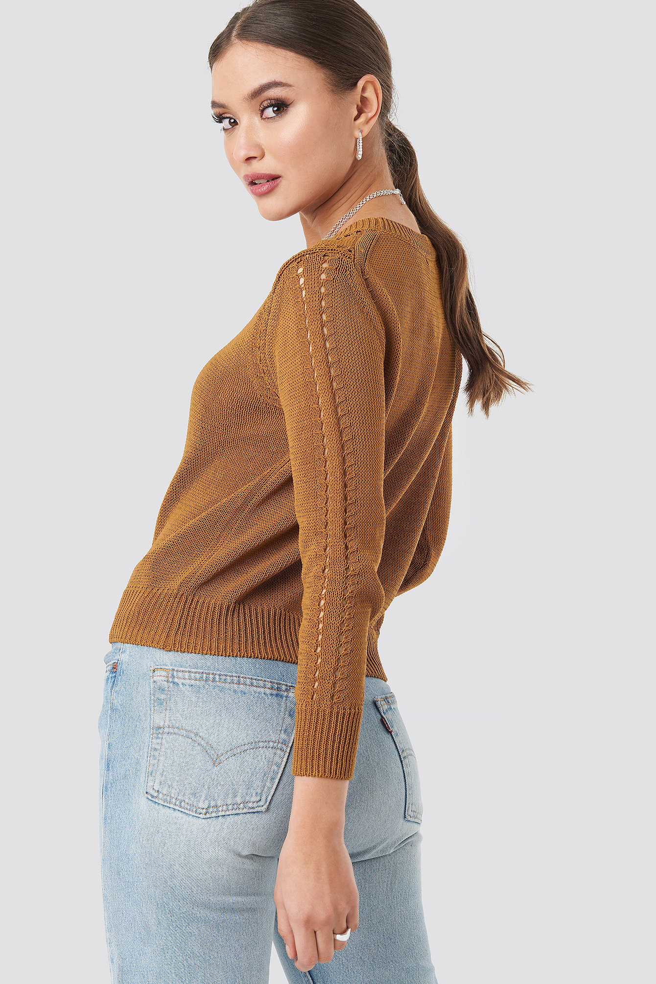 Agus Sweater NA-KD.COM