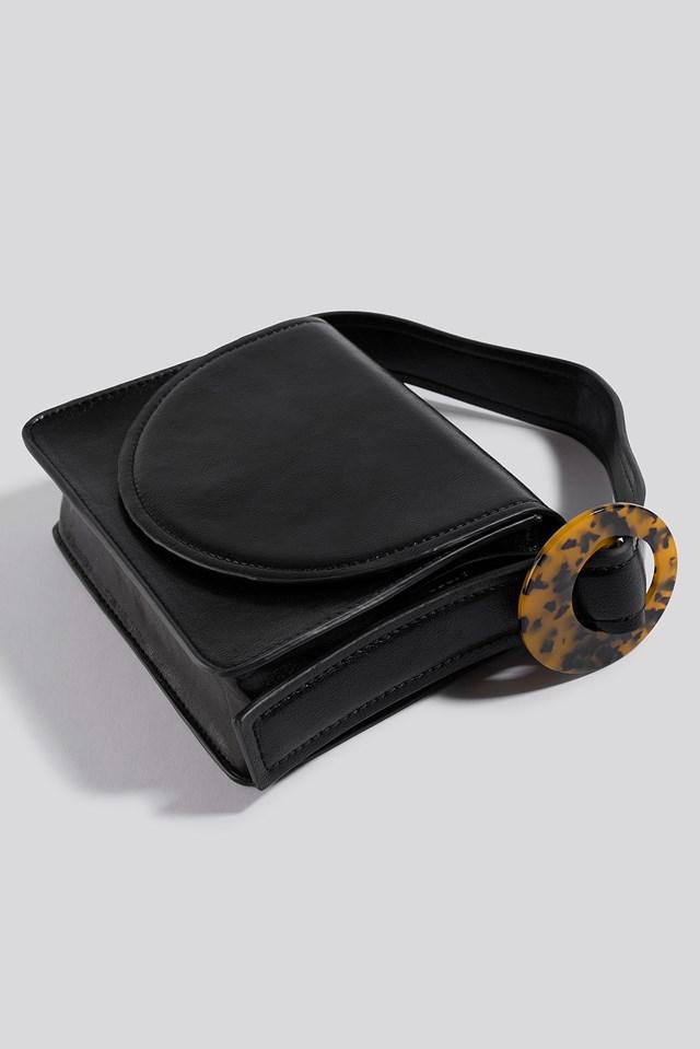 Alaska Mch Bag Black