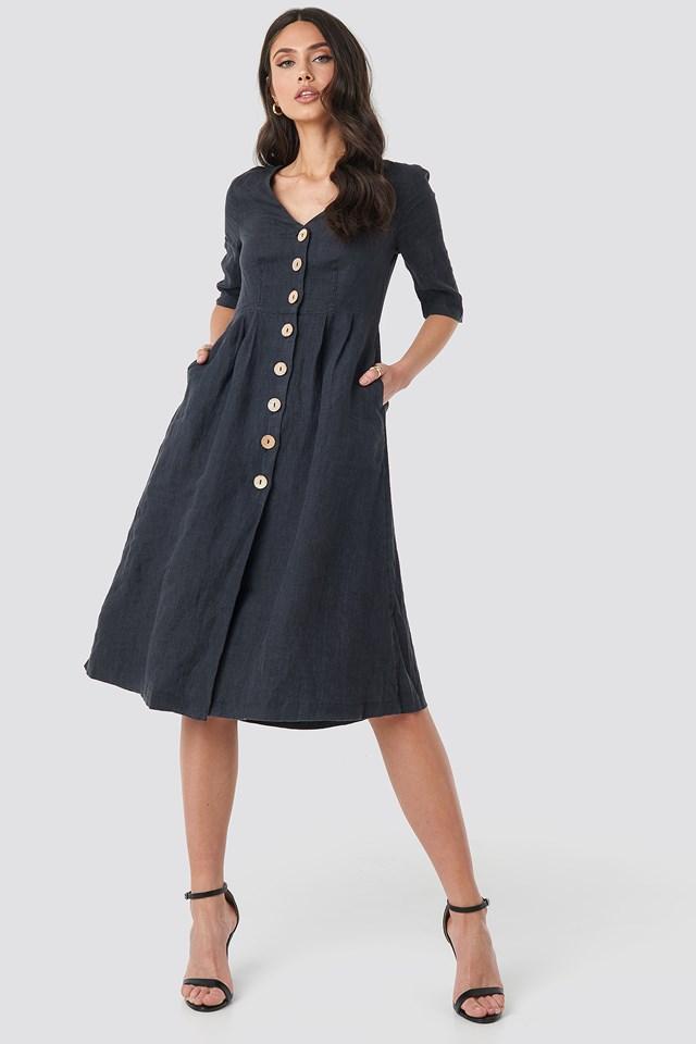 Alaua Dress Black