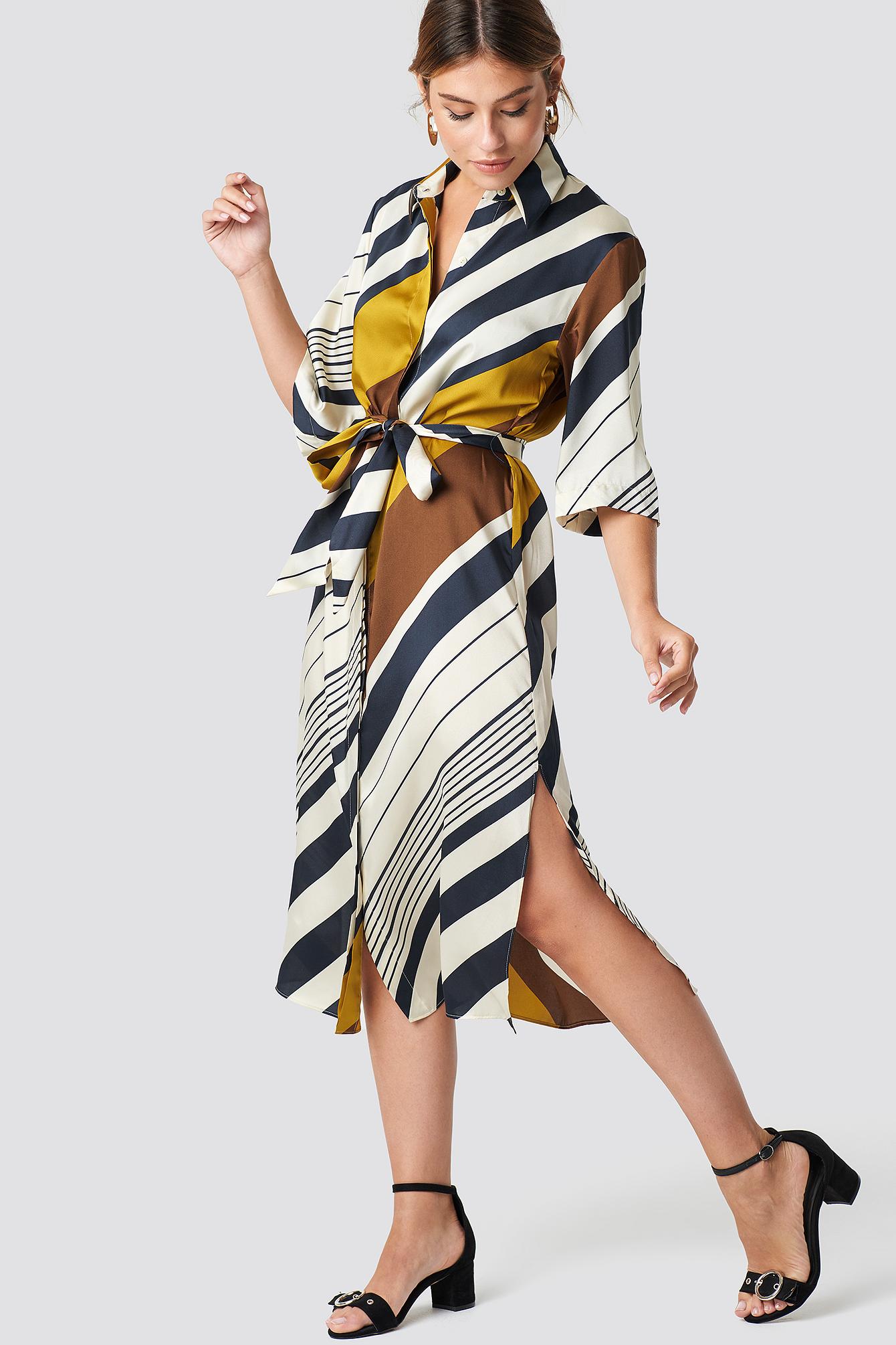 Amandi Dress NA-KD.COM