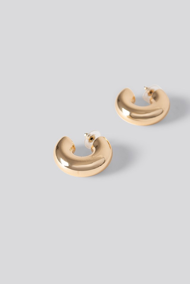 Anne Earrings Gold