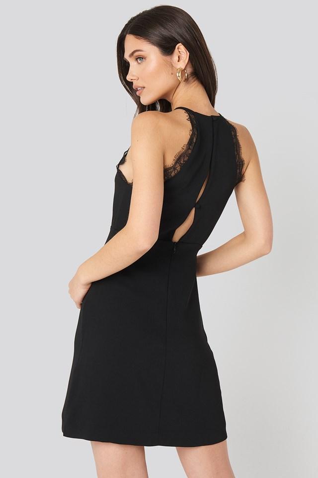 Antonia Dress Black