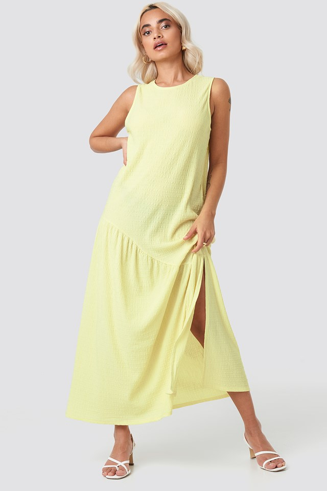 Assi Dress Lime