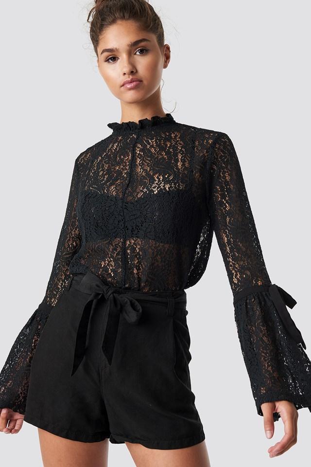 Ave Shorts Black