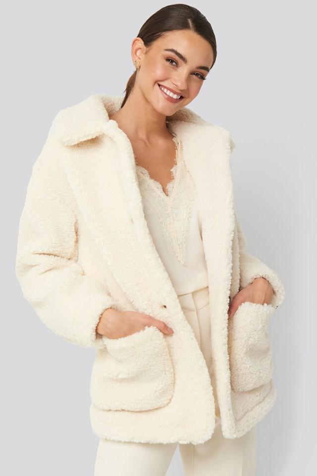Baloo Jacket Offwhite