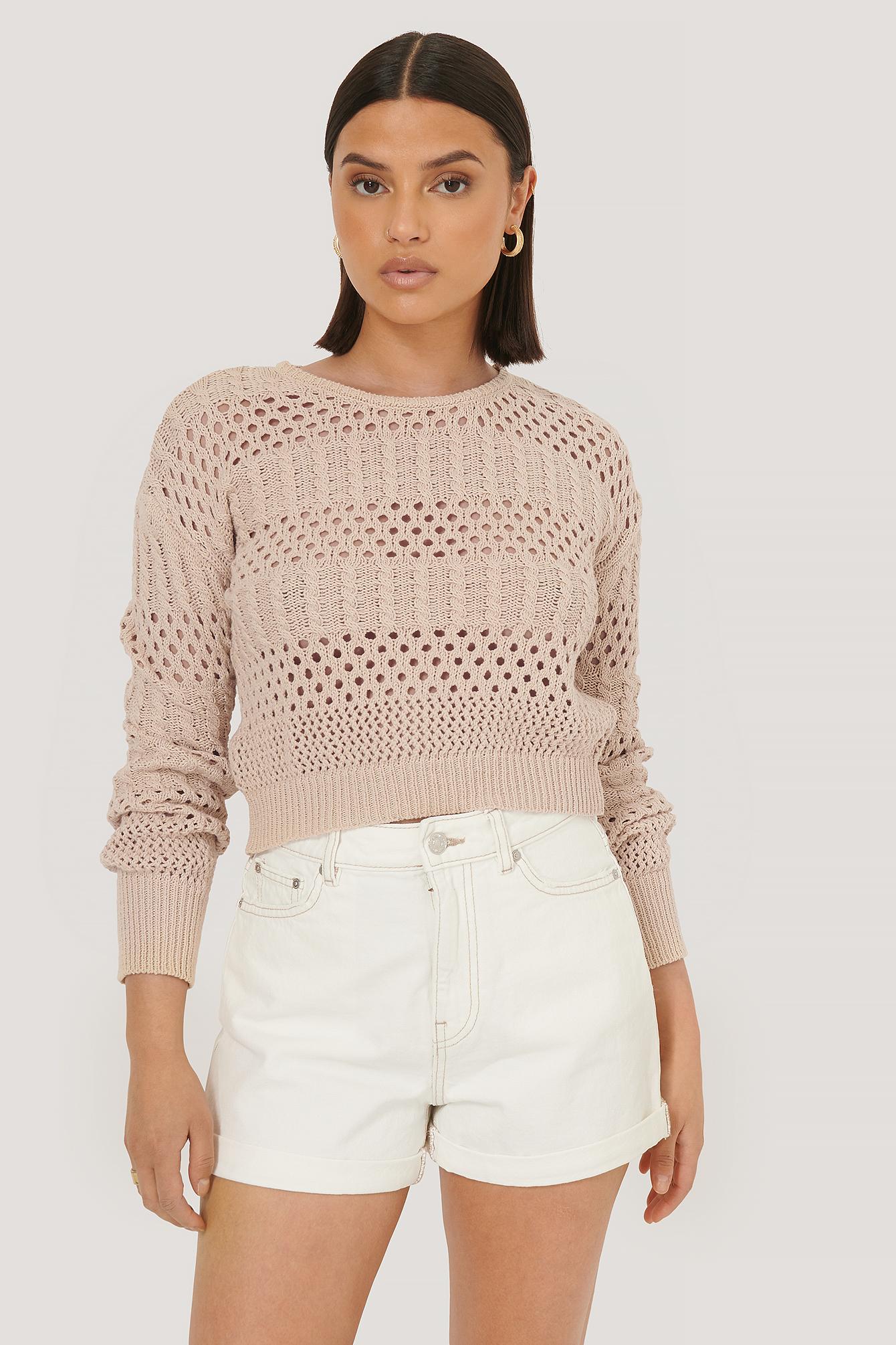 mango -  Bermuda Shorts - White