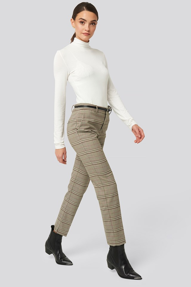 Borecuad Trousers Brown