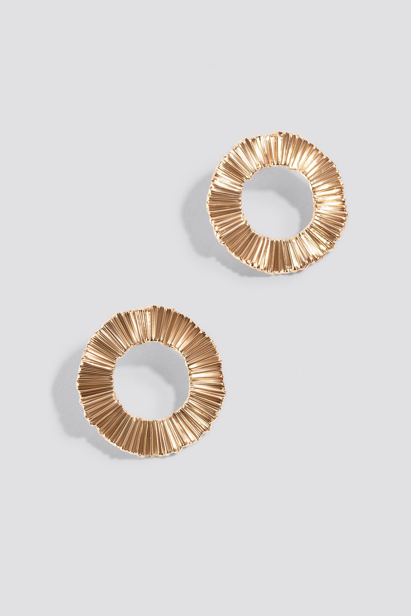 Bronx Earrings NA-KD.COM