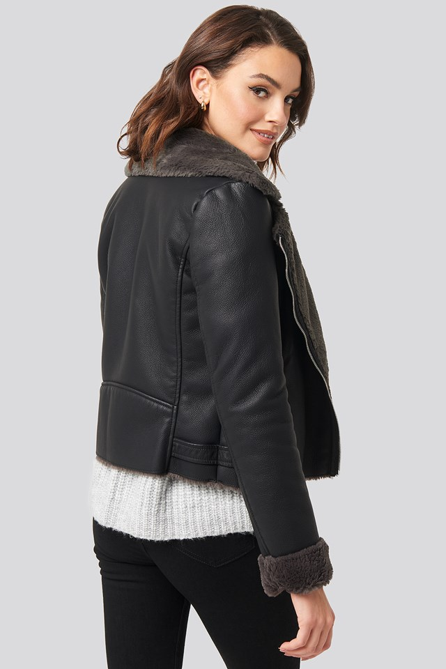 Cadi Jacket Black