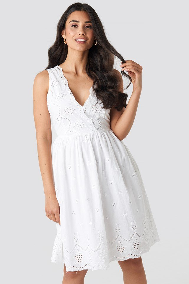 Cake Dress Offwhite